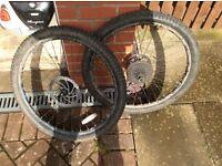 "Disc brake wheels 26"", mountain bike wheels"