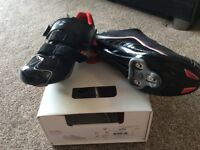 Bontrager road bike shoes