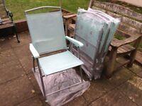 4 brand new chairs!