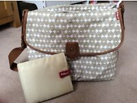 Babymel 'hearts' Changing Bag