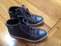 Girls Geox Ankle Boots Size 36 (3)