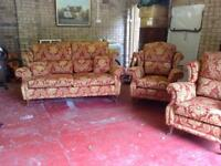3 piece suite from Sterling furnishers