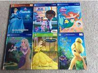 Set of girls Leapfrog Books