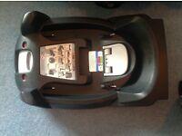 Used BeSafe Izi Go Isofix and car seat