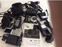 COLLECTIONS OF CAMERAS