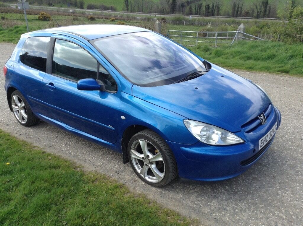 Peugeot 307 2.0 HDI Rapier sel 3 Door 2003 | in Newry, County ...