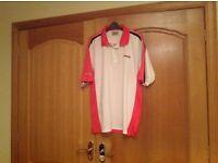 Ping men's collared golf tee shirt
