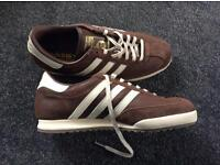 Adidas trainers never worn