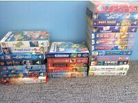 24 VHS videos