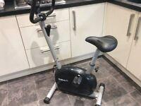 One BodyQ exercise bike