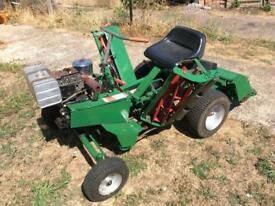 National 68 triplex gang mower good working order
