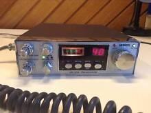 Uniden AX 144 AM/SSB CB radio + antennas Blackmans Bay Kingborough Area Preview