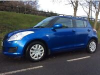 "2011 SUZUKI SWIFT SZ2 £20 TAX ""NEW MODEL"""