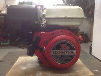 Honda GX 110 engine