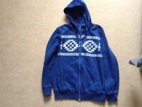 Mens hoodie size M