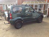 Suzuki jimny 04 82500 miles !! ££'s of extras