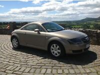 Audi TT coupe superb condition very low mileage