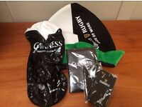 Job Lot - Guinness Merchandise (Hat, Inflatable, Phone covers)