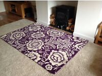 Marks and Spencer 100% Wool Rug