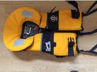 3 Children's life jackets