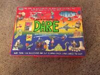 Vintage board games from 1980/90's. Mousetrap, game of games, scrabble, dare