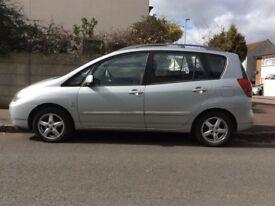 Toyota Corolla, Automatic, VVTI ,2004, Silver 16v,