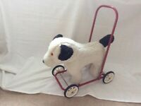 Vintage Baby Dog Walker