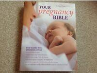 Immaculate Your Pregnancy Bible week by week guide, hardback book