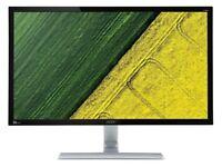 Acer 28inch 4k Monitor FreeSync