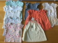 12-18 month girls clothes bundle