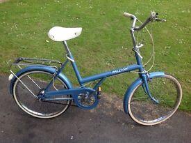 Raleigh shoper bike 1980s bargain £50 07459232411
