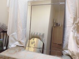 Lovely Large Mirror