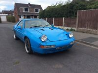 PORSCHE 928 S2 FULL S4 CONVERSION MAY TAKE PX