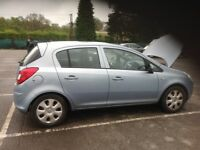 VAUXHALL CORSA AUTOMATIC FOR SALE