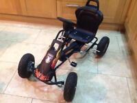 ferbedo pedal go cart