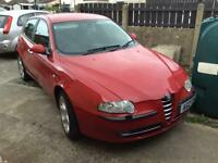 2002 Alfa Romeo 147 Lusso 2.0 Twin Spark