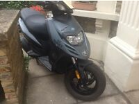 Piaggio Typhoon 125cc 13 plate only 2500 genuine miles.