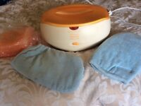 Paraffin wax spa an excellent Christmas gift