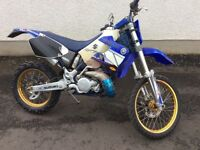 250cc enduro 2 stroke engine , scrambler , motorbike , trails ,