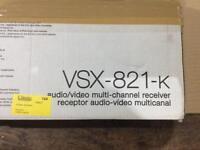 Pioneer VSX-821 surround amp