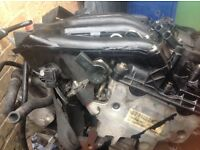 BMW 320D ENGINE 1,3 and 5 series