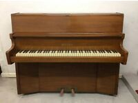 Stunning Bentley overstrung upright piano