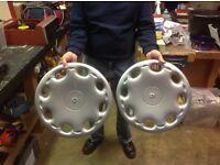"Renault Laguna 15"" wheel trims"