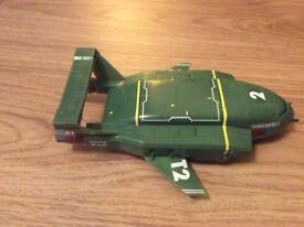 Thunderbirds Are Go - Thunderbird 2 and 4