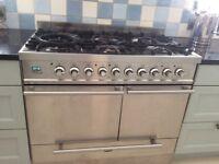 Range Cooker - Brittania 100cm Dual Fuel Cooker