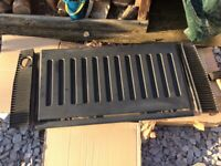 Used, Fiat X19 X1/9 1300 engine lid and side grills for sale  Thurston, Suffolk