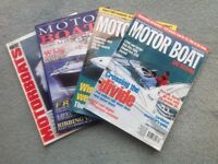 MOTOR BOATS MONTHLY & MOTOR BOATS & YACHTING
