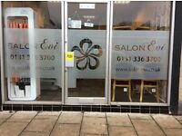 Fully qualified part time hairdresser at Salon Evi