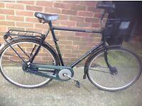 Genuine Dutch Gazelle Amsterdammer Cycle 3 Sp(large frame
