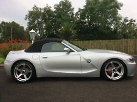 2007 BMW Z4 2.0 SPORT Convertible. FSH. MOT to July 2019.